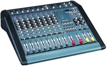 MIXER PROFESIONAL CU PUTERE 1300 WATT/USB PLAYER,12 CANALE,EFECTE  VOCE.NOU. foto