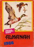 Almanah 1986 Vânătorul și pescarul sportiv