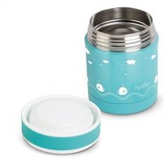 Termos Inox Mancare Solida 350 ml, Nuvita