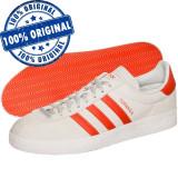 Pantofi sport Adidas Originals Topanga pentru barbati - adidasi originali piele, 42 2/3, Piele intoarsa