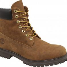 Trekking pantofi Timberland 6 Premium Boot A19TC pentru Barbati, 41.5, Maro, Negru