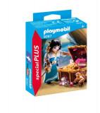 Femeie pirat cu comoara - VV25048, Playmobil