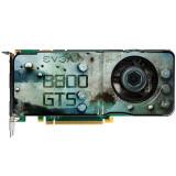 Placa video EVGA GeForce 8800 GTS, 512MB DDR3 256-bit, 2x DVI, PCI-Ex