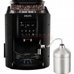 Espressor automat KRUPS Espresseria Automatic EA816031, 1.7l, 1450W, 15 bari (Negru)