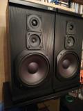 Set Boxe ELAC 8870-II- pt.Cunoscatori - 3cai/70-90 watt/Stare Perfecta/Germany, Boxe podea, 81-120W