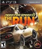 Need for Speed The Run -  NFS -  PS3 [SIGILAT], Curse auto-moto, 12+, Single player