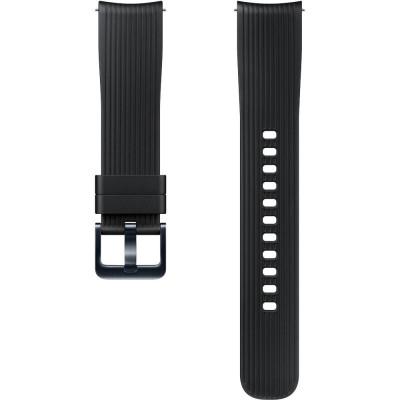 Bratara Silicon Pentru Galaxy Watch (42MM) Negru foto
