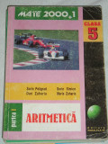 Myh 31 - CULEGERE MATEMATICA - ARITMETICA - CLASA 5 - EDITIE 2001