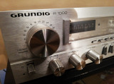 Amplificator/Tuner Stereo  GRUNDIG R1000 - Vintage/RFG/Impecabil, 0-40W