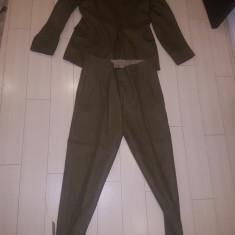 Uniforma militara iarna rsr postav gros (nou)