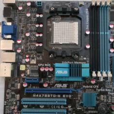 Placa de baza ASUS M4A785TD-M EVO, Pentru AMD, AM3, DDR 3
