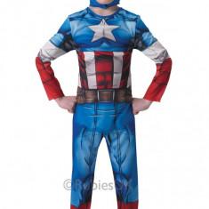 Costum carnaval Captain America M