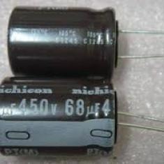 68uF 450V