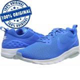 Pantofi sport Nike Air Max Motion pentru barbati - adidasi originali, 40.5, Albastru, Textil