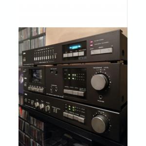 Linie Audio: Amplificator +Tuner +Deck - SABA MT/CD/MI 280 - Vintage/Stare FB