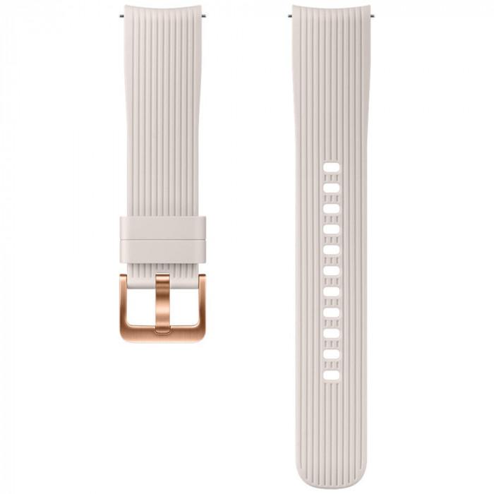 Bratara Silicon Pentru Galaxy Watch (42MM) Argintiu