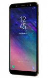 Samsung Galaxy A6+ (2018) Dual Sim Gold, Neblocat, 6'', 16 MP