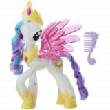 Cumpara ieftin Figurina My Little Pony the Movie Glitter and Glow Princess Celestia - VV25794