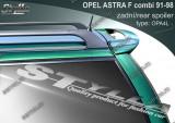 Eleron tuning sport haion Opel Astra F Combi 1991-1998 v2