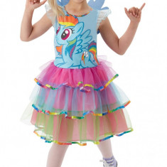 Costum carnaval Rainbow Dash S