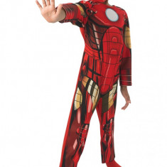 Costum carnaval Clasic Iron Man L
