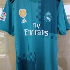 Tricou Turcoaz Real Madrid