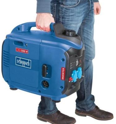 Generator inverter Scheppach SG 2000 foto