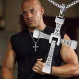 Pandantiv Lant Cruciulita Dominic Toretto Vin Diesel Fast and Furious