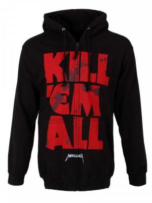 Hanorac Metallica - Mutated Kill em All foto