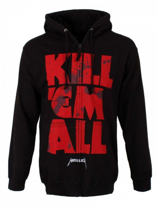 Hanorac Metallica - Mutated Kill em All