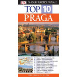 Top 10. Praga - Ghid turistic vizual, Litera