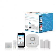 Aproape nou: Kit casa inteligenta PNI SmartHome SM400 cu functie de sistem de alarm