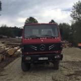 Camion Mercedes 6X6