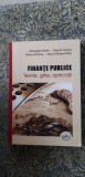 FINANTE PUBLICE TEORIE GRILE APLICATII - MATEI DRACEA ,MITU .