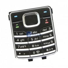 Tastatura Nokia 6500 classic original disponibil pe negru sau bronze