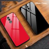 Cumpara ieftin Husa Glass Duo cu spate din sticla securizata Huawei Mate 20 Lite / Mate 20 Pro