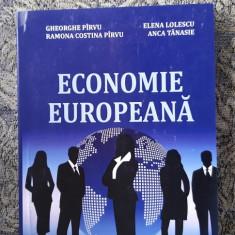 ECONOMIE EUROPEANA - PARVU , LOLESCU , TANASIE-  SITECH .