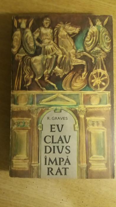 myh 22 - EU CLAUDIUS IMPARAT - ROBERT GRAVES - Ed 1969