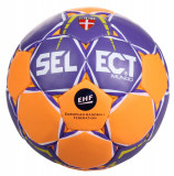 Minge Select Mundo 2017 handball violet-portocaliu n. 1