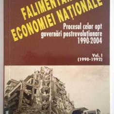 Vasile Stan - Falimentarea Economiei Nationale. Procesul celor 8 guvernari...