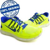 Pantofi sport Nike Free 5+ pentru barbati - adidasi originali - adidasi alergare, 40.5, Textil
