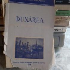 DUNAREA FLUVIU DE MARE IMPORTANTA ECONOMICA - MIHAI SEMENESCU