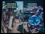 John Steinbeck - La răsărit de Eden (2 vol., Editura Miron, 1992)