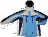 Geaca ski schi FIREFLY AquaMAX ventilata, matlasata (S/XS) cod-450825, Geci