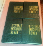 Dictionar Enciclopedic Roman. 4 Volume (1962 - 1966), Alta editura
