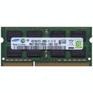 Memorii Laptop Samsung 4GB DDR3 PC3-12800S 1600Mhz