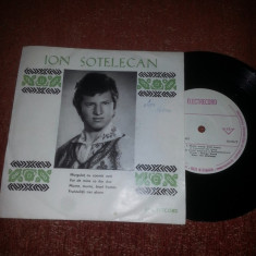 Ion Sotelecan single vinil vinyl Electrecord EPC 10.476