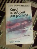 myh 22 - CERUL A COBORIT PE PAMINT - ELENA GRONOV MARINESCU - EDITATA IN 1991