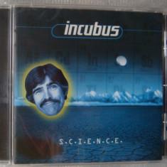 Incubus - Science, CD, Epic rec