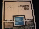 MINICALCULATOARE SI MICROCALCULATOARE IN CONDUCEREA  PROCESELOR INDUSRTIALE-, Alta editura